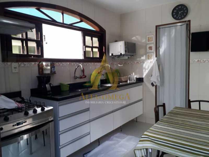 8 - Casa em Condomínio 4 quartos à venda Taquara, Rio de Janeiro - R$ 1.200.000 - AOJ60189 - 14
