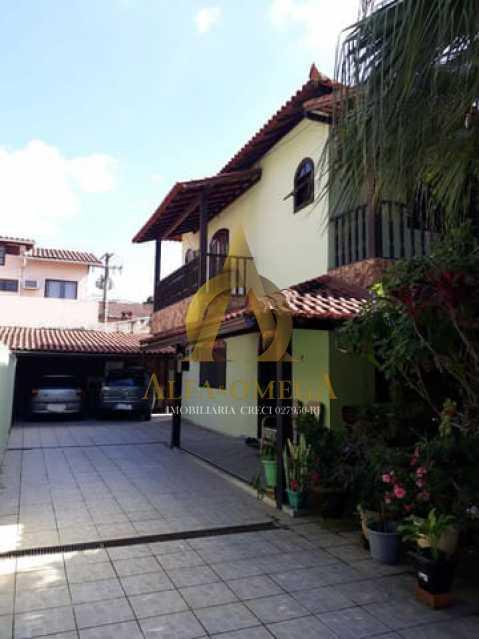 10 - Casa em Condomínio 4 quartos à venda Taquara, Rio de Janeiro - R$ 1.200.000 - AOJ60189 - 3