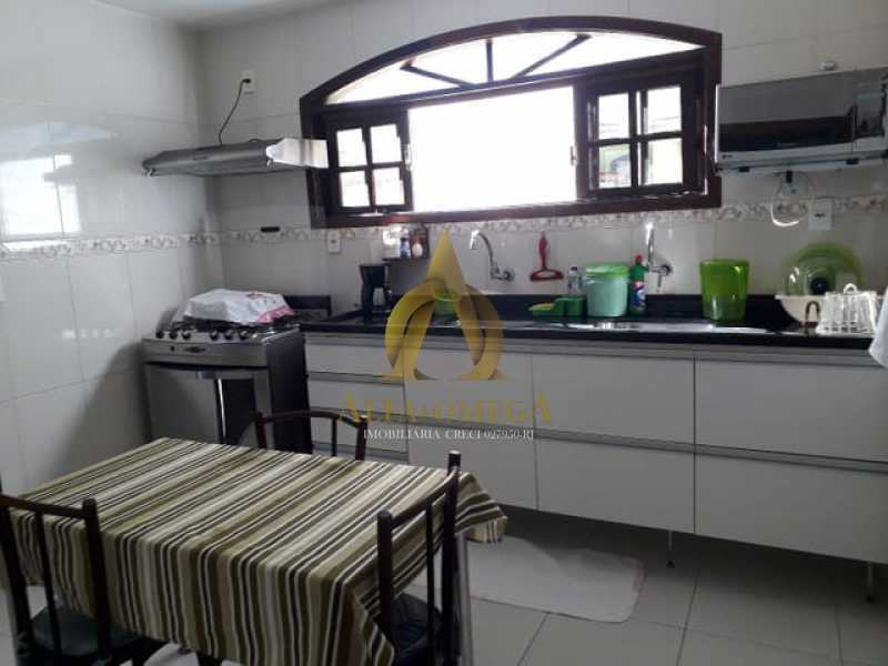 11 - Casa em Condomínio 4 quartos à venda Taquara, Rio de Janeiro - R$ 1.200.000 - AOJ60189 - 16