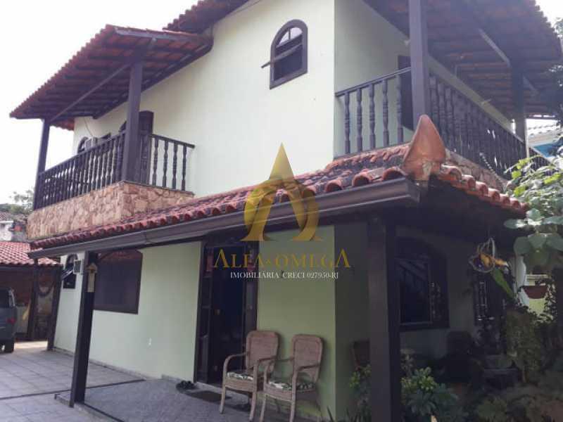 14 - Casa em Condomínio 4 quartos à venda Taquara, Rio de Janeiro - R$ 1.200.000 - AOJ60189 - 1