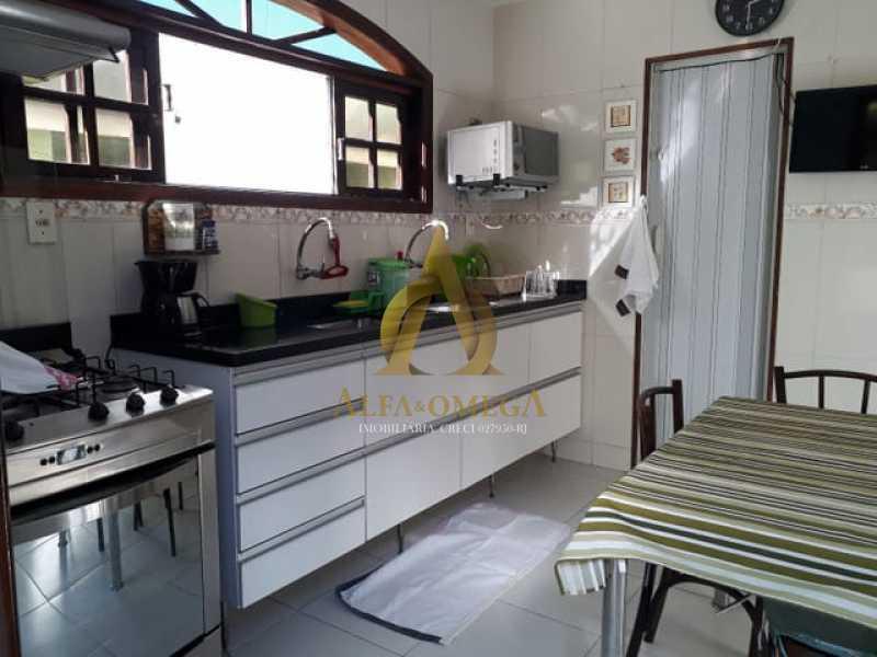 15 - Casa em Condomínio 4 quartos à venda Taquara, Rio de Janeiro - R$ 1.200.000 - AOJ60189 - 17