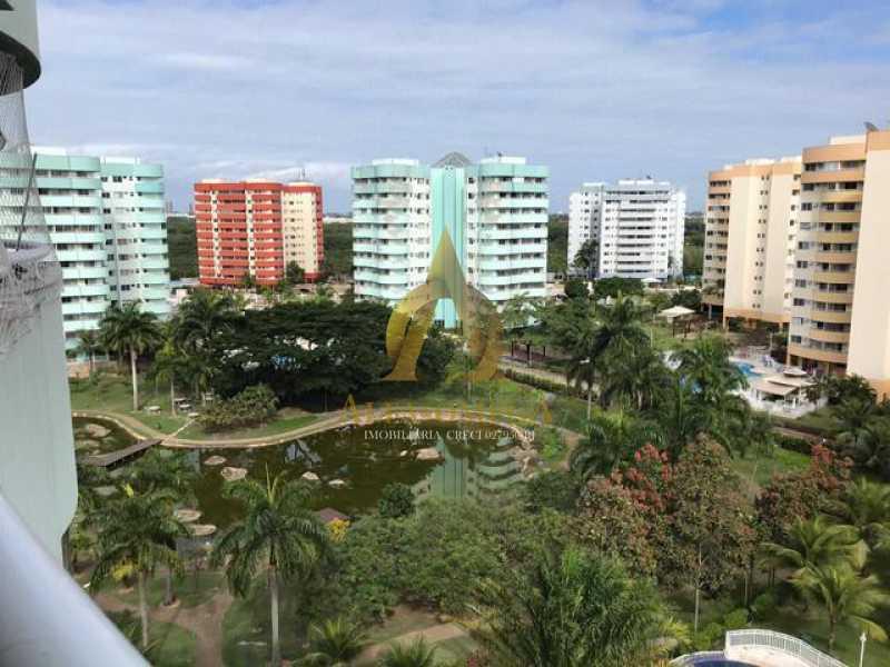4 - Apartamento 2 quartos à venda Barra da Tijuca, Rio de Janeiro - R$ 350.000 - AO20479 - 18