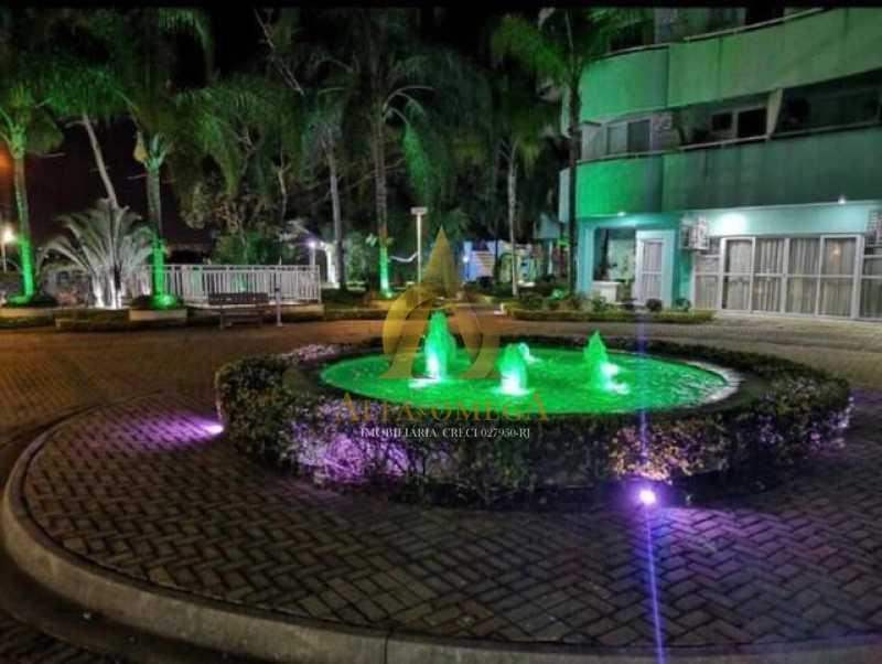 7 - Apartamento 2 quartos à venda Barra da Tijuca, Rio de Janeiro - R$ 350.000 - AO20479 - 17