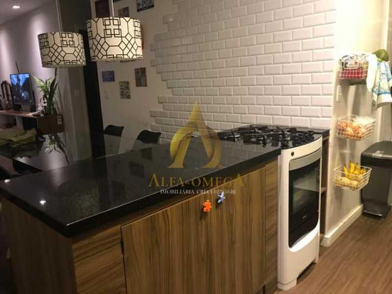 9 - Apartamento 2 quartos à venda Barra da Tijuca, Rio de Janeiro - R$ 350.000 - AO20479 - 14