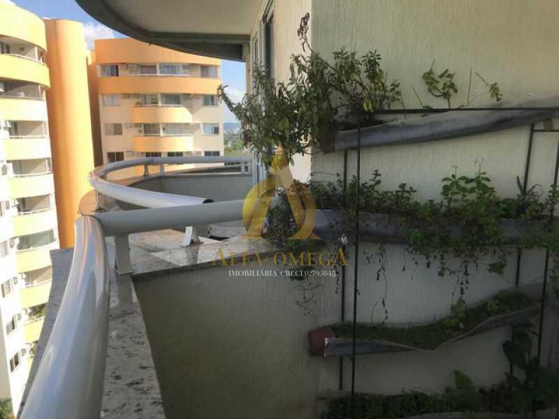 10 - Apartamento 2 quartos à venda Barra da Tijuca, Rio de Janeiro - R$ 350.000 - AO20479 - 4