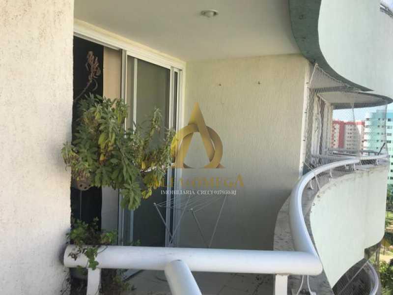 11 - Apartamento 2 quartos à venda Barra da Tijuca, Rio de Janeiro - R$ 350.000 - AO20479 - 5