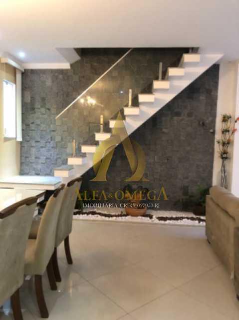 300162603391833 - Casa em Condomínio 4 quartos à venda Itanhangá, Rio de Janeiro - R$ 950.000 - SF60154 - 1
