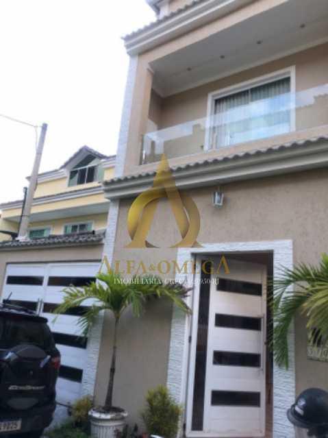 304186844984519 - Casa em Condomínio 4 quartos à venda Itanhangá, Rio de Janeiro - R$ 950.000 - SF60154 - 4