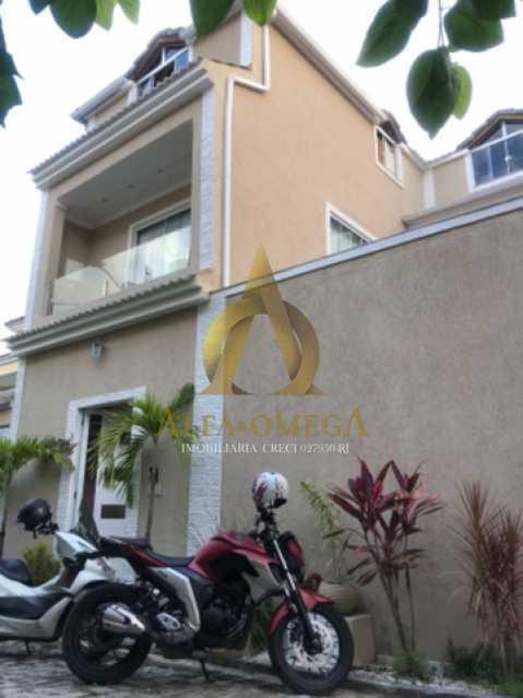 305171724983385 - Casa em Condomínio 4 quartos à venda Itanhangá, Rio de Janeiro - R$ 950.000 - SF60154 - 6