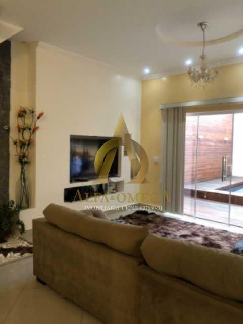 309199726835910 - Casa em Condomínio 4 quartos à venda Itanhangá, Rio de Janeiro - R$ 950.000 - SF60154 - 5