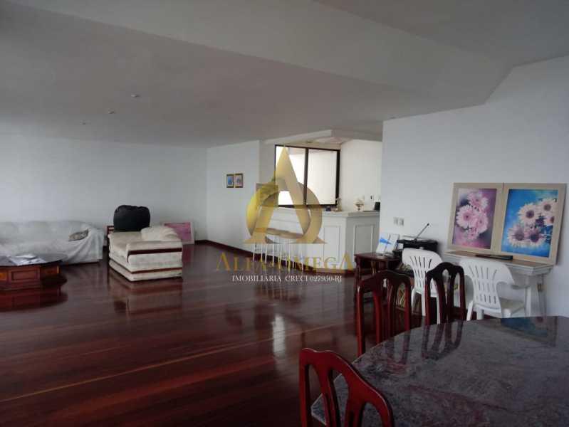 3 - Apartamento 4 quartos à venda Barra da Tijuca, Rio de Janeiro - R$ 5.999.000 - AO40081 - 4