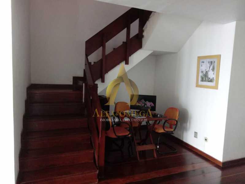 4 - Apartamento 4 quartos à venda Barra da Tijuca, Rio de Janeiro - R$ 5.999.000 - AO40081 - 5