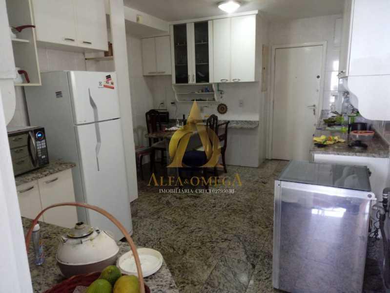 5 - Apartamento 4 quartos à venda Barra da Tijuca, Rio de Janeiro - R$ 5.999.000 - AO40081 - 15