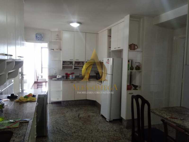 6 - Apartamento 4 quartos à venda Barra da Tijuca, Rio de Janeiro - R$ 5.999.000 - AO40081 - 17