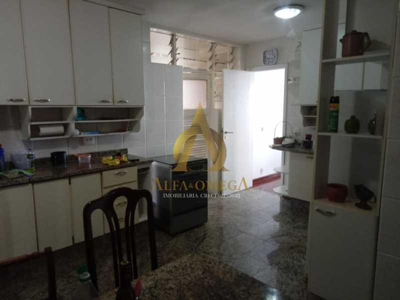 7 - Apartamento 4 quartos à venda Barra da Tijuca, Rio de Janeiro - R$ 5.999.000 - AO40081 - 16