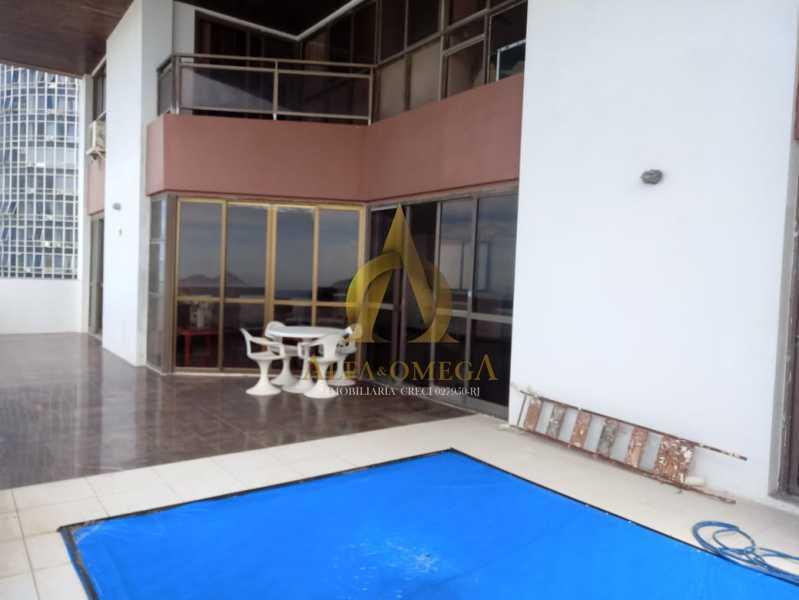 10 - Apartamento 4 quartos à venda Barra da Tijuca, Rio de Janeiro - R$ 5.999.000 - AO40081 - 21