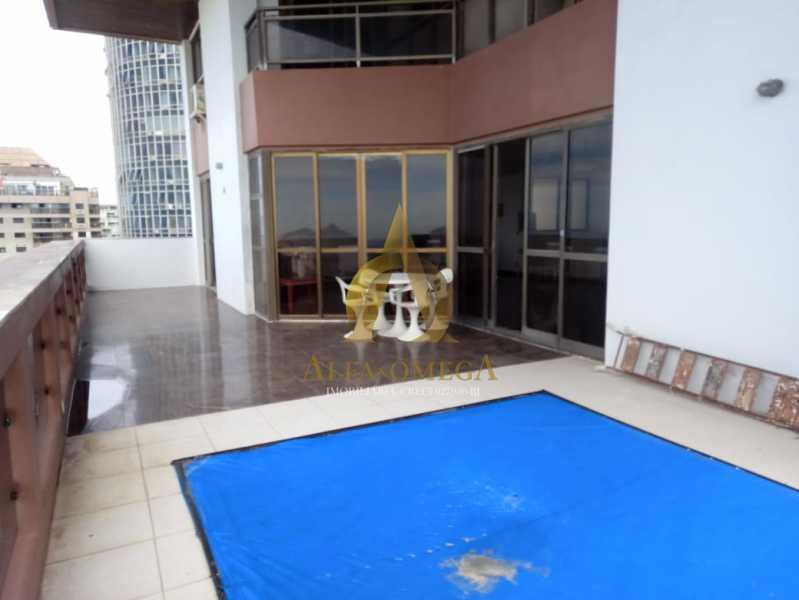 12 - Apartamento 4 quartos à venda Barra da Tijuca, Rio de Janeiro - R$ 5.999.000 - AO40081 - 20