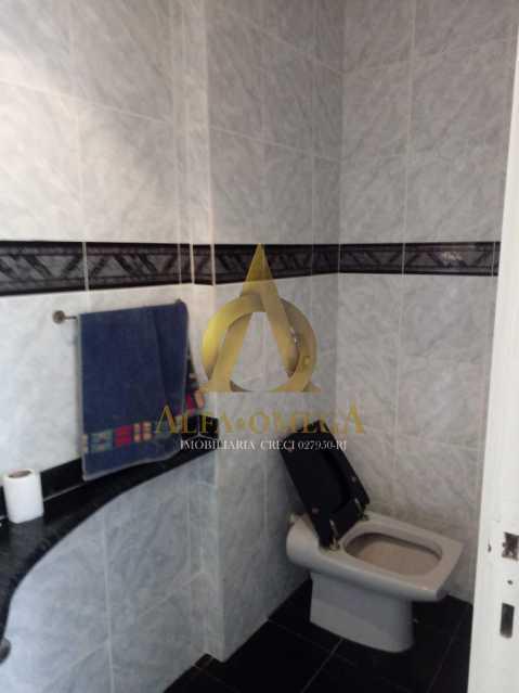 15 - Apartamento 4 quartos à venda Barra da Tijuca, Rio de Janeiro - R$ 5.999.000 - AO40081 - 13