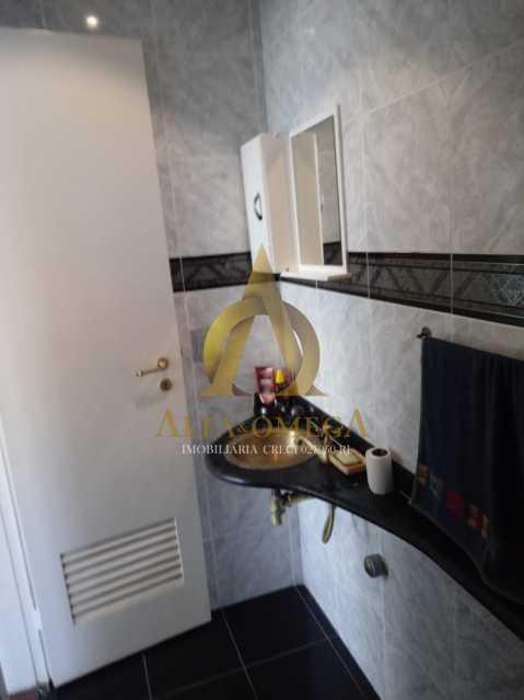 16 - Apartamento 4 quartos à venda Barra da Tijuca, Rio de Janeiro - R$ 5.999.000 - AO40081 - 14