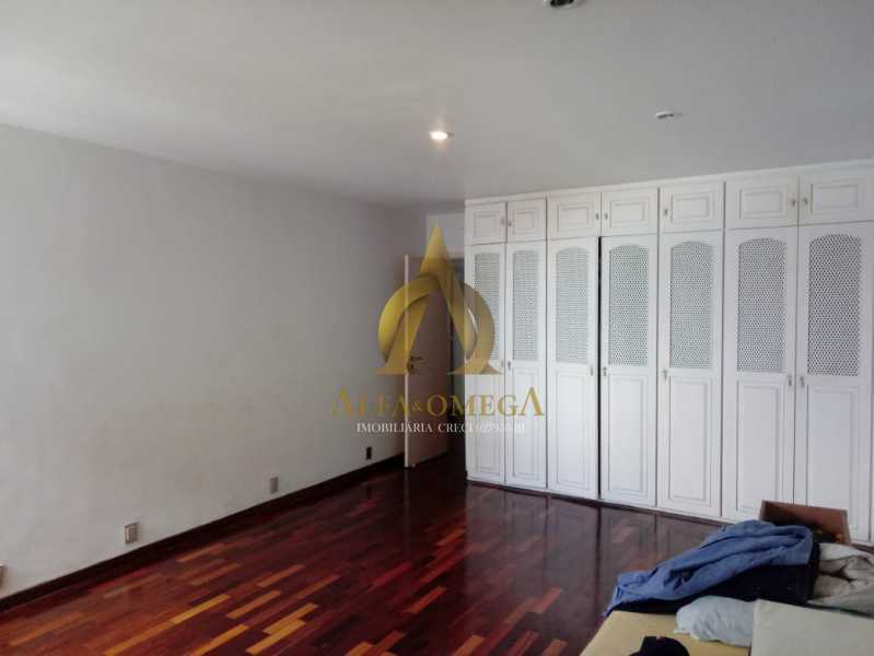 22 - Apartamento 4 quartos à venda Barra da Tijuca, Rio de Janeiro - R$ 5.999.000 - AO40081 - 7