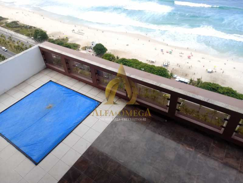 24 - Apartamento 4 quartos à venda Barra da Tijuca, Rio de Janeiro - R$ 5.999.000 - AO40081 - 22
