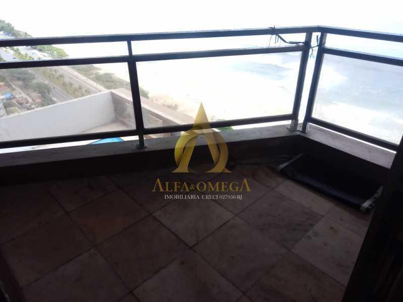 25 - Apartamento 4 quartos à venda Barra da Tijuca, Rio de Janeiro - R$ 5.999.000 - AO40081 - 23
