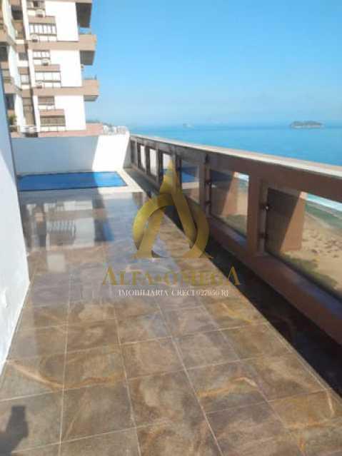 30 - Apartamento 4 quartos à venda Barra da Tijuca, Rio de Janeiro - R$ 5.999.000 - AO40081 - 29