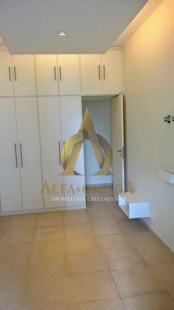 1 - Flat 1 quarto à venda Barra da Tijuca, Rio de Janeiro - R$ 875.000 - AO10260 - 9