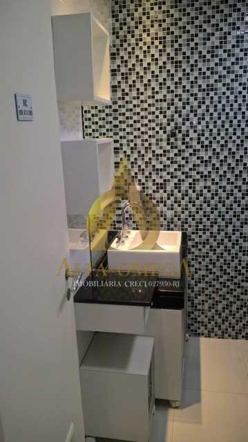 2 - Flat 1 quarto à venda Barra da Tijuca, Rio de Janeiro - R$ 875.000 - AO10260 - 10