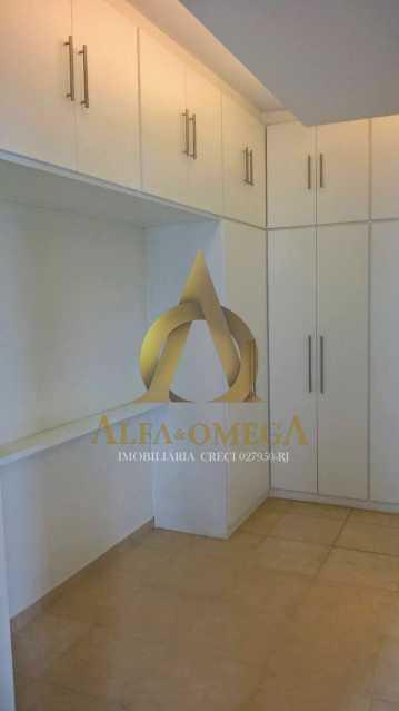 4 - Flat 1 quarto à venda Barra da Tijuca, Rio de Janeiro - R$ 875.000 - AO10260 - 8