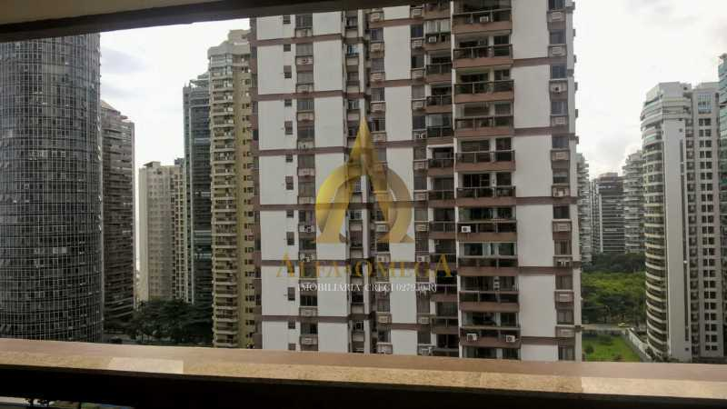 7 - Flat 1 quarto à venda Barra da Tijuca, Rio de Janeiro - R$ 875.000 - AO10260 - 13