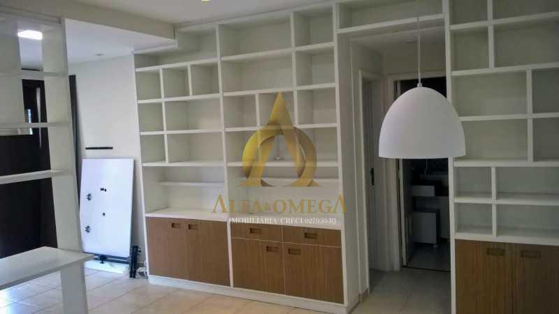 9 - Flat 1 quarto à venda Barra da Tijuca, Rio de Janeiro - R$ 875.000 - AO10260 - 5