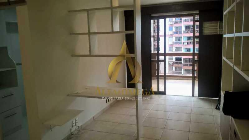 10 - Flat 1 quarto à venda Barra da Tijuca, Rio de Janeiro - R$ 875.000 - AO10260 - 6