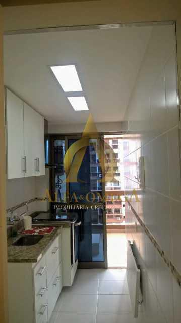11 - Flat 1 quarto à venda Barra da Tijuca, Rio de Janeiro - R$ 875.000 - AO10260 - 11