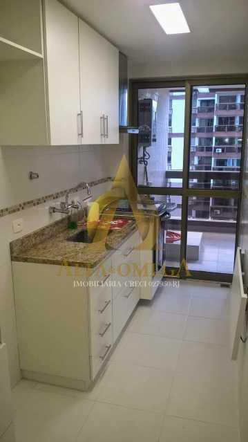 12 - Flat 1 quarto à venda Barra da Tijuca, Rio de Janeiro - R$ 875.000 - AO10260 - 12