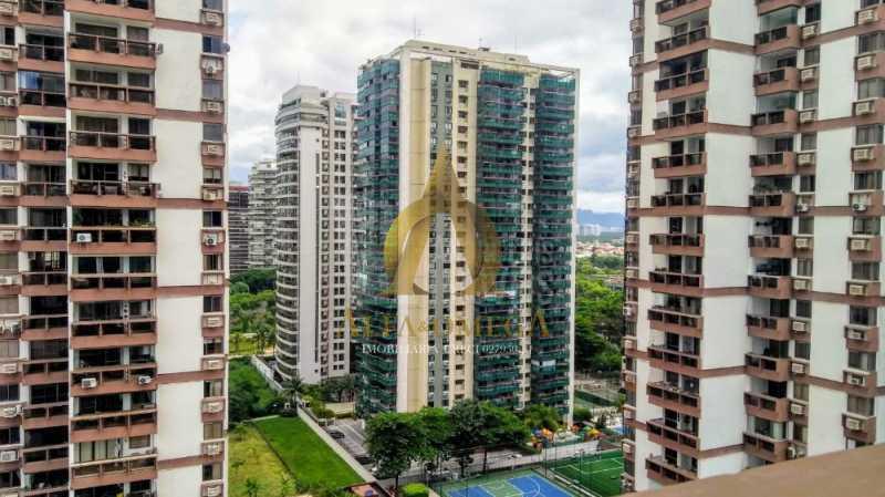 13 - Flat 1 quarto à venda Barra da Tijuca, Rio de Janeiro - R$ 875.000 - AO10260 - 14