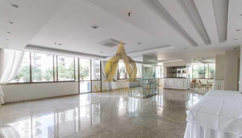 15 - Flat 1 quarto à venda Barra da Tijuca, Rio de Janeiro - R$ 875.000 - AO10260 - 16