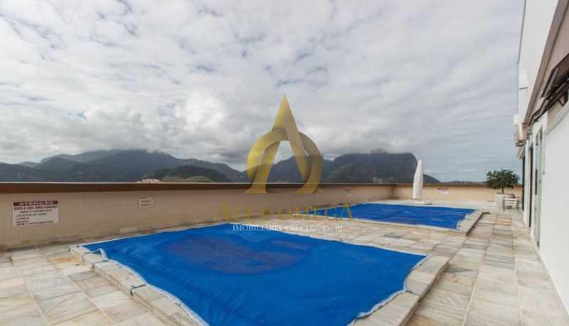 17 - Flat 1 quarto à venda Barra da Tijuca, Rio de Janeiro - R$ 875.000 - AO10260 - 20