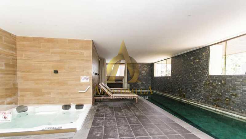 18 - Flat 1 quarto à venda Barra da Tijuca, Rio de Janeiro - R$ 875.000 - AO10260 - 18
