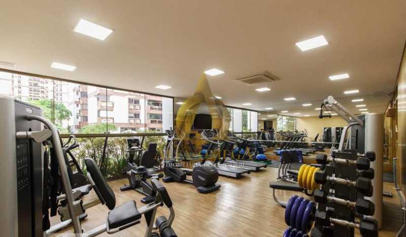 19 - Flat 1 quarto à venda Barra da Tijuca, Rio de Janeiro - R$ 875.000 - AO10260 - 19