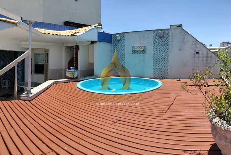 3 - Cobertura 3 quartos à venda Barra da Tijuca, Rio de Janeiro - R$ 1.280.000 - AOJC50127 - 25