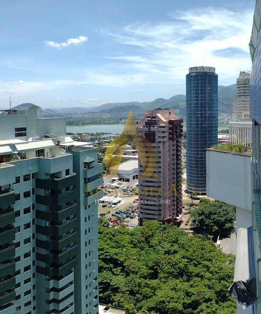 7 - Cobertura 3 quartos à venda Barra da Tijuca, Rio de Janeiro - R$ 1.280.000 - AOJC50127 - 28