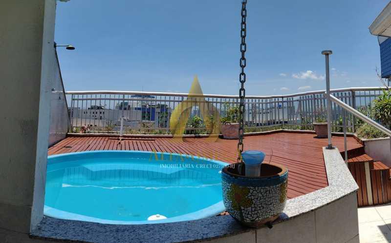 13 - Cobertura 3 quartos à venda Barra da Tijuca, Rio de Janeiro - R$ 1.280.000 - AOJC50127 - 24
