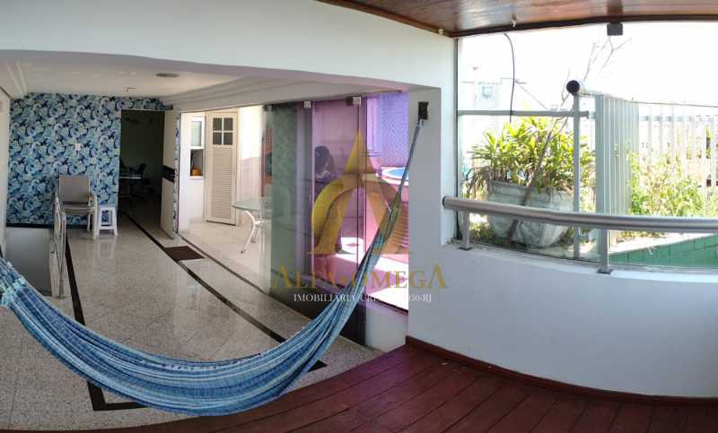 14 - Cobertura 3 quartos à venda Barra da Tijuca, Rio de Janeiro - R$ 1.280.000 - AOJC50127 - 5