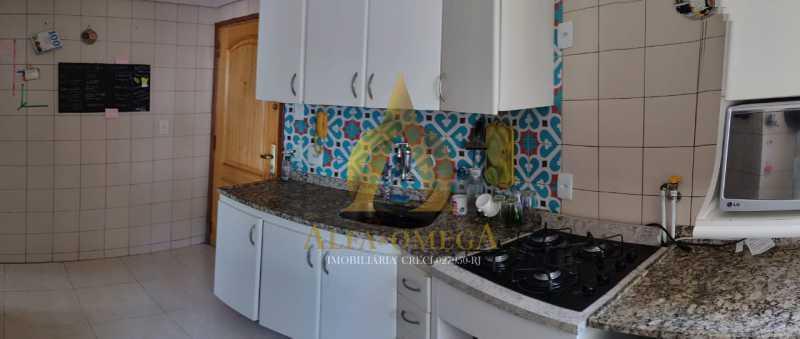 17 - Cobertura 3 quartos à venda Barra da Tijuca, Rio de Janeiro - R$ 1.280.000 - AOJC50127 - 19