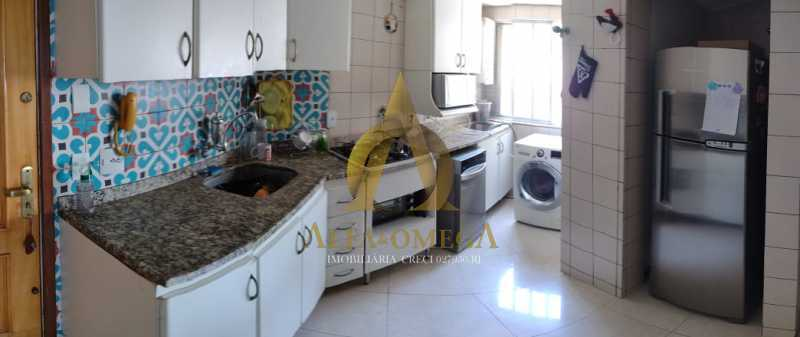 20 - Cobertura 3 quartos à venda Barra da Tijuca, Rio de Janeiro - R$ 1.280.000 - AOJC50127 - 20
