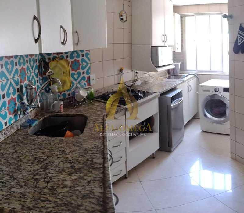 21 - Cobertura 3 quartos à venda Barra da Tijuca, Rio de Janeiro - R$ 1.280.000 - AOJC50127 - 21