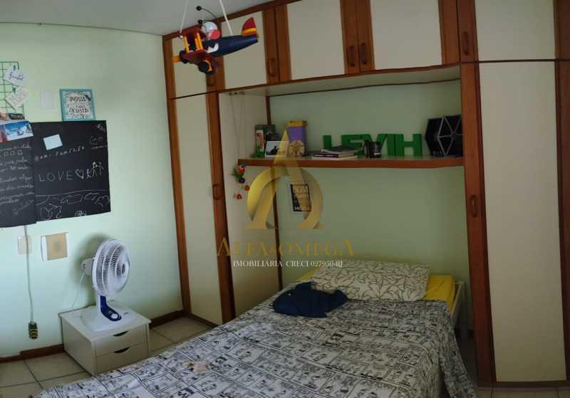 23 - Cobertura 3 quartos à venda Barra da Tijuca, Rio de Janeiro - R$ 1.280.000 - AOJC50127 - 11