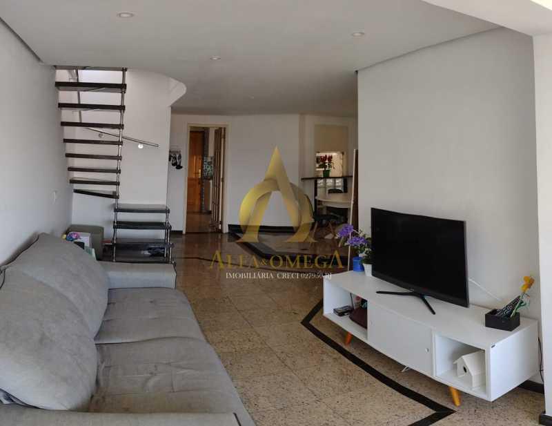 34 - Cobertura 3 quartos à venda Barra da Tijuca, Rio de Janeiro - R$ 1.280.000 - AOJC50127 - 1