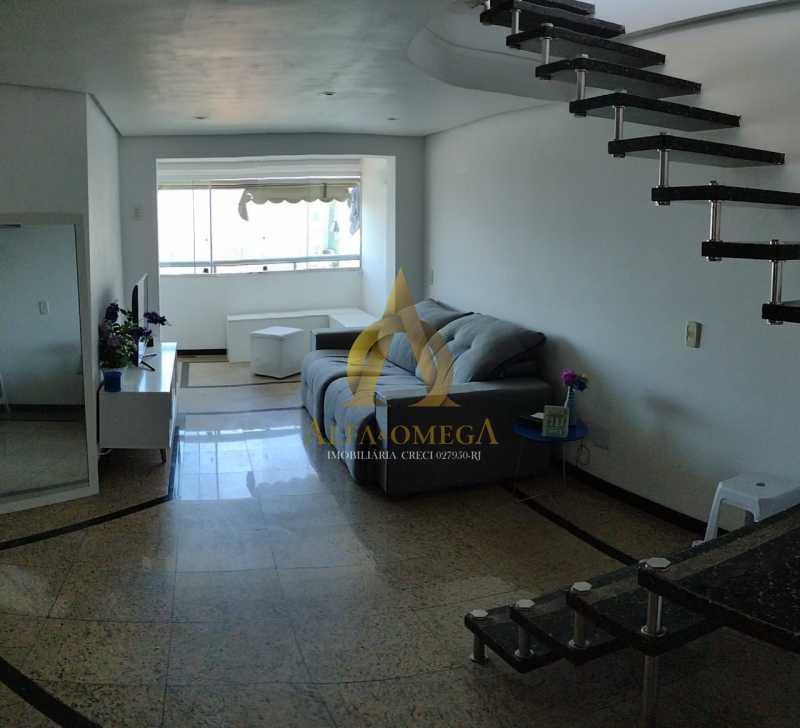 40 - Cobertura 3 quartos à venda Barra da Tijuca, Rio de Janeiro - R$ 1.280.000 - AOJC50127 - 3